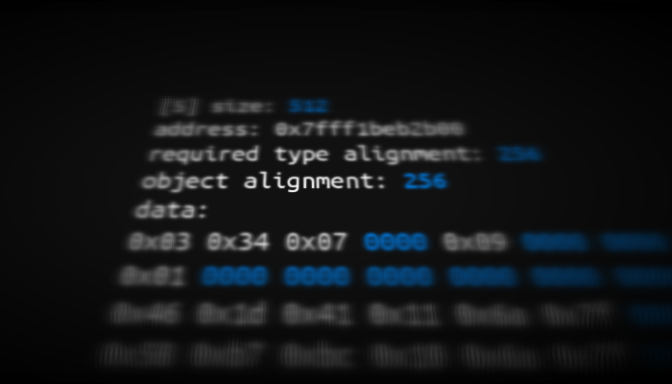 UME::SIMD Tutorials 6: Static alignment